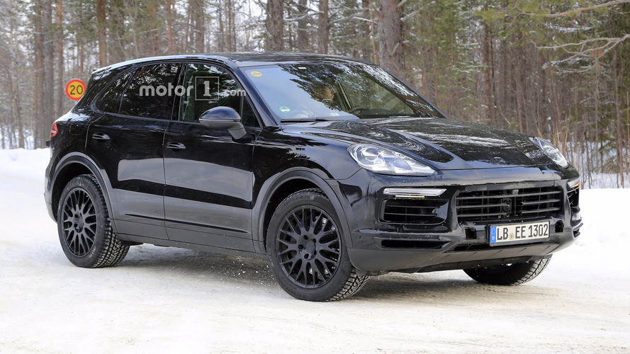 Porsche confirms bonkers Cayenne Turbo S E-Hybrid with 671 hp