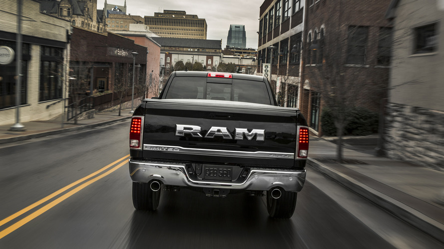 Ram close to offering two-way split tailgate