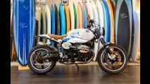 BMW mostra scrambler de surfista com a Concept Path 22