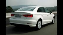 Audi inicia produção do A3 Sedan com motor 1.4 turboflex no Brasil