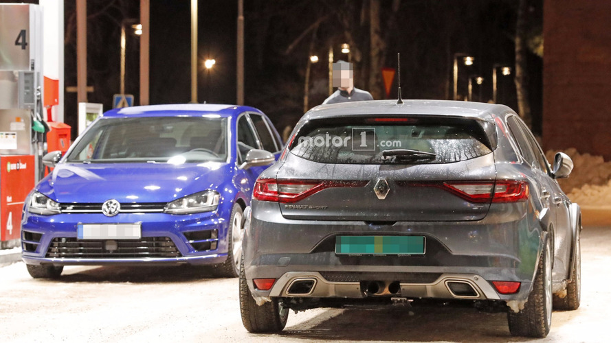 2018 Renault Megane RS might get AWD, here's why