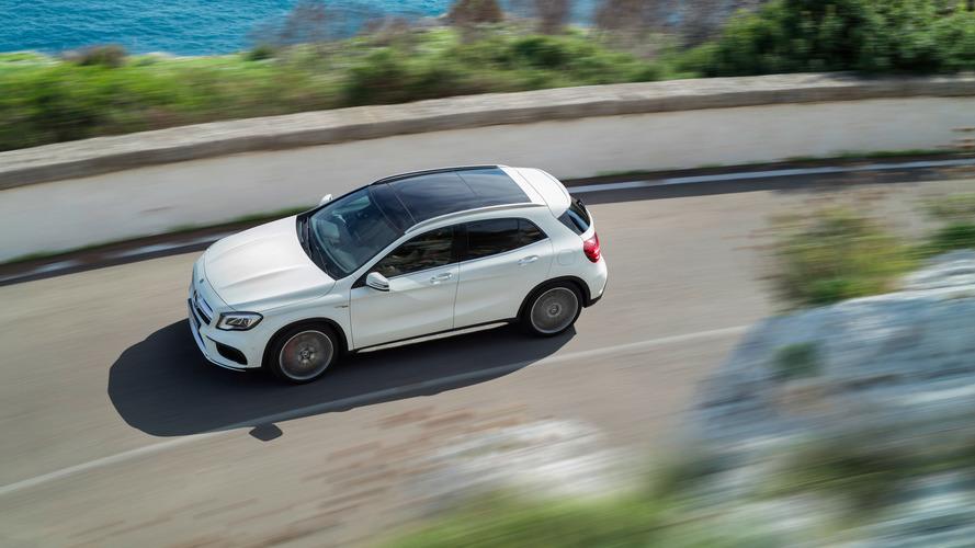 2017 Mercedes-AMG GLA 45 restylé