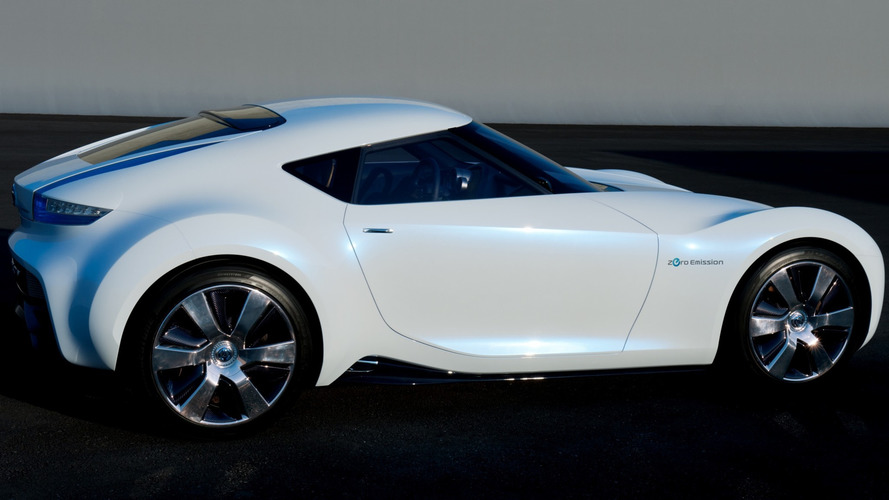 Nissan Z concept coming to Tokyo this fall