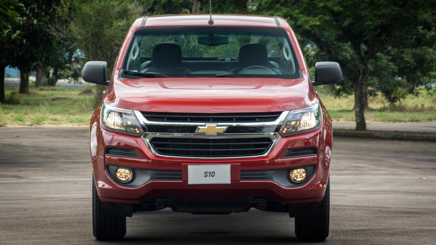 Chevrolet S10 Advantage 2017