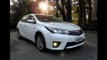 Corolla sofre novo aumento e supera barreira dos R$ 100 mil na versão Altis