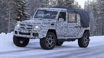 2018 Mercedes G Sınıfı 4x4 pick up