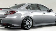 Mazdaspeed Atenza 2009
