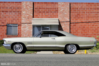The 1965 Pontiac Catalina 2+2: Not Quite up to Warp Speed