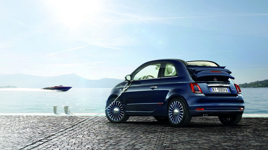 VIDEO - Fiat 500 Riva : le plus petit Yacht du monde ?