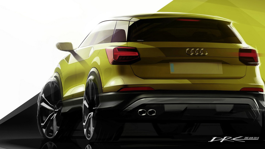 2021 Audi Q1 Believed To Be In The Works As Crossover-ized A1