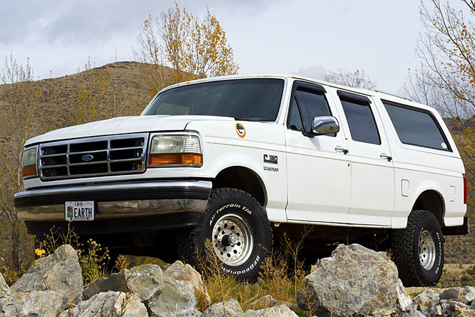 This Is The Four Door Ford Bronco You Didn T Know Existed