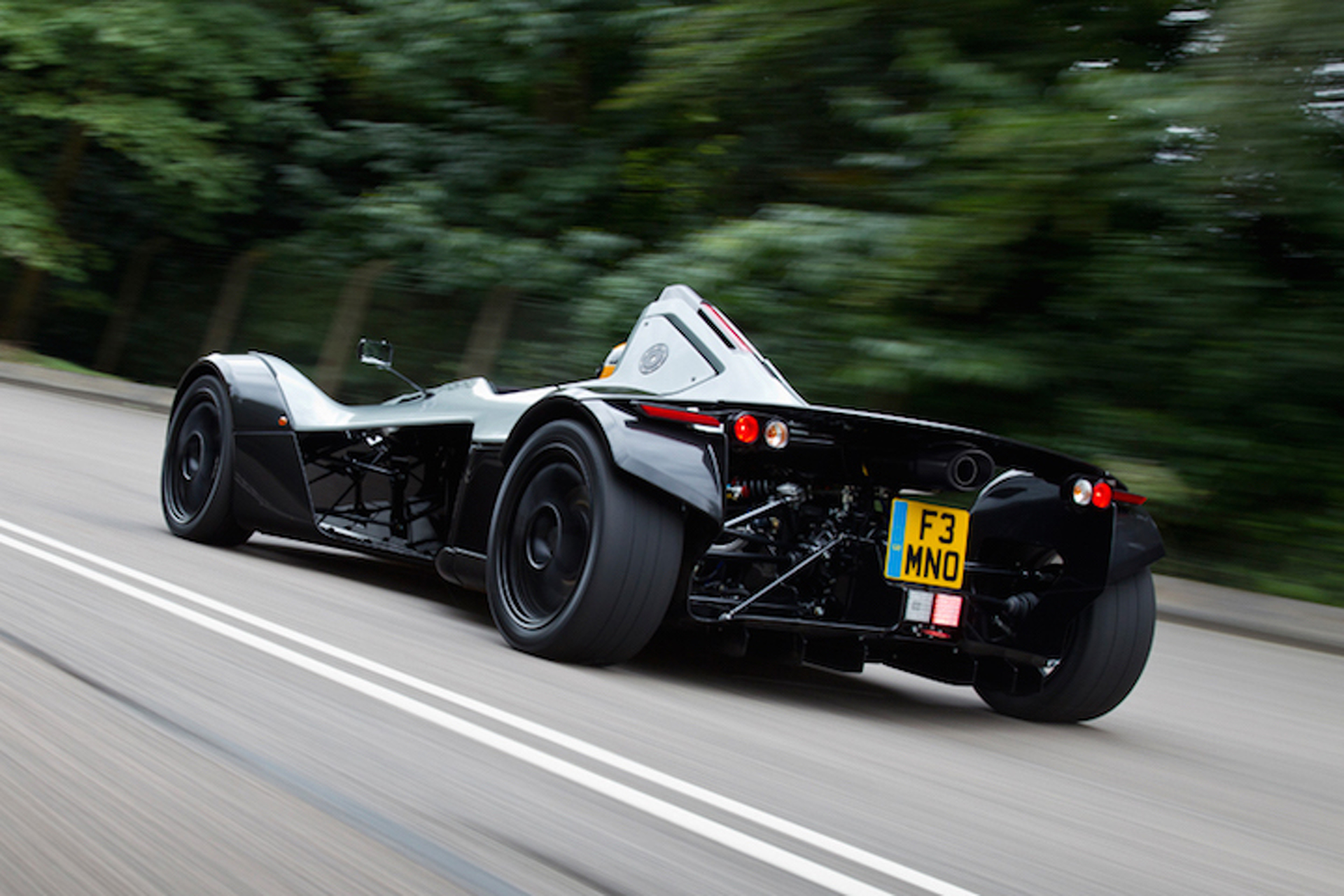 BAC Wants to Make a More Practical, Yet Still Bonkers Three-Seat Supercar