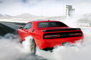 Dodge Challenger SRT Hellcat Unleashes 600 Raging Horses
