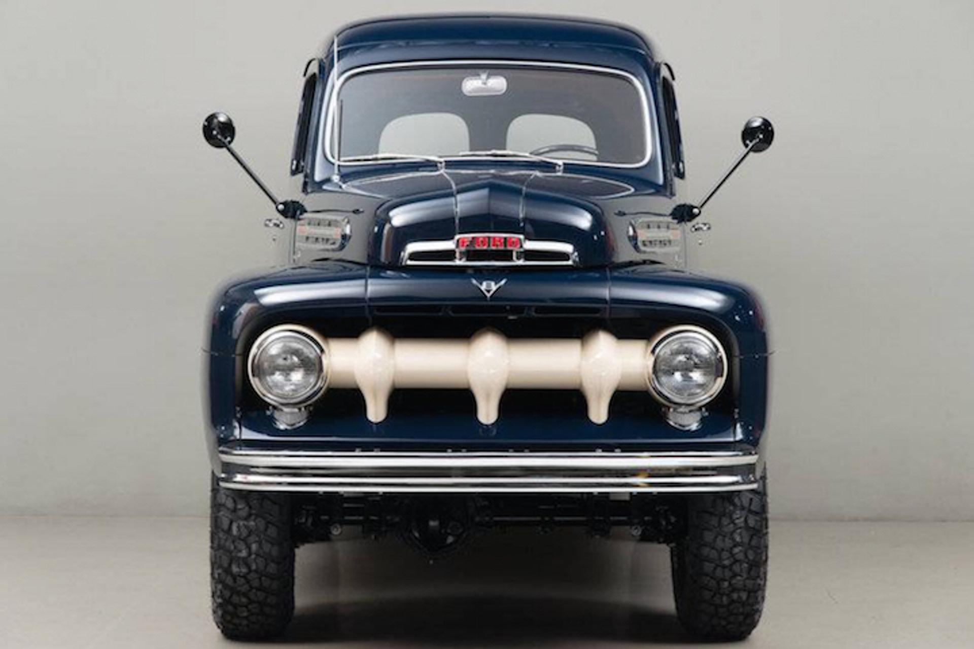 This 1951 Ford F1 Ranger Marmon-Herrington is Classic Adventuremobile Perfection