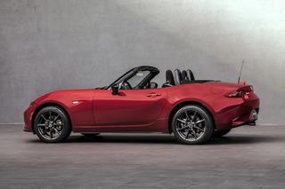 Mazda Expected to Debut Miata Hardtop at New York Auto Show