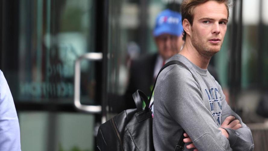 Van der Garde gives up on Melbourne seat