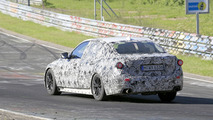 2018 BMW 3 Series spy photo