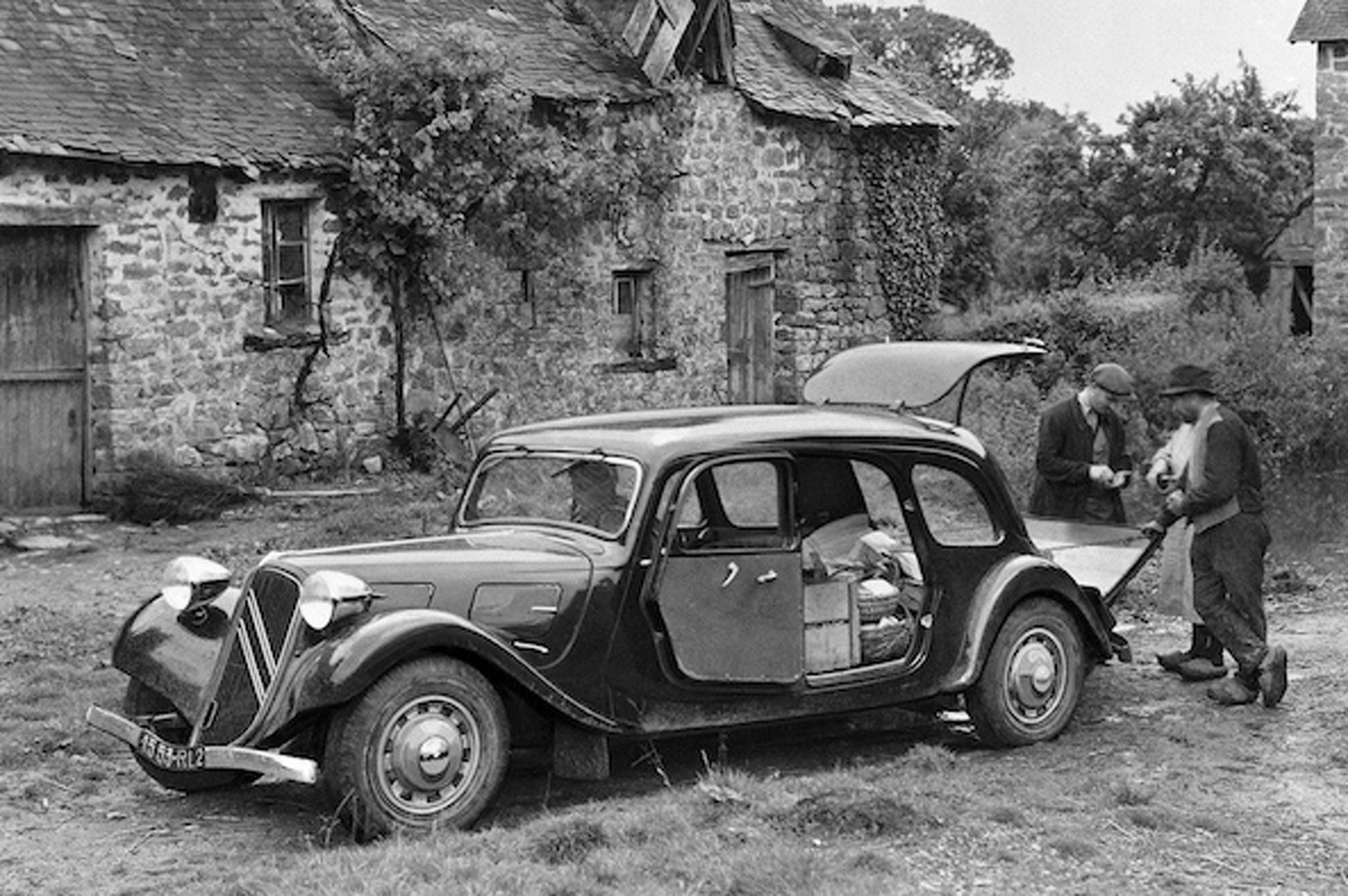 Andre Citroen: Europe's Henry Ford