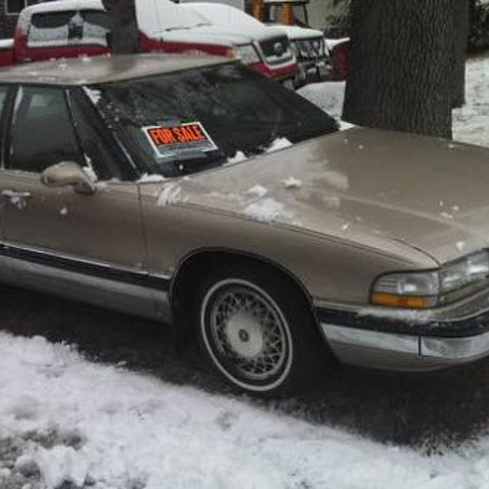 The Winter Beater Challenge 10 Snow Cars for $3 000 or Less