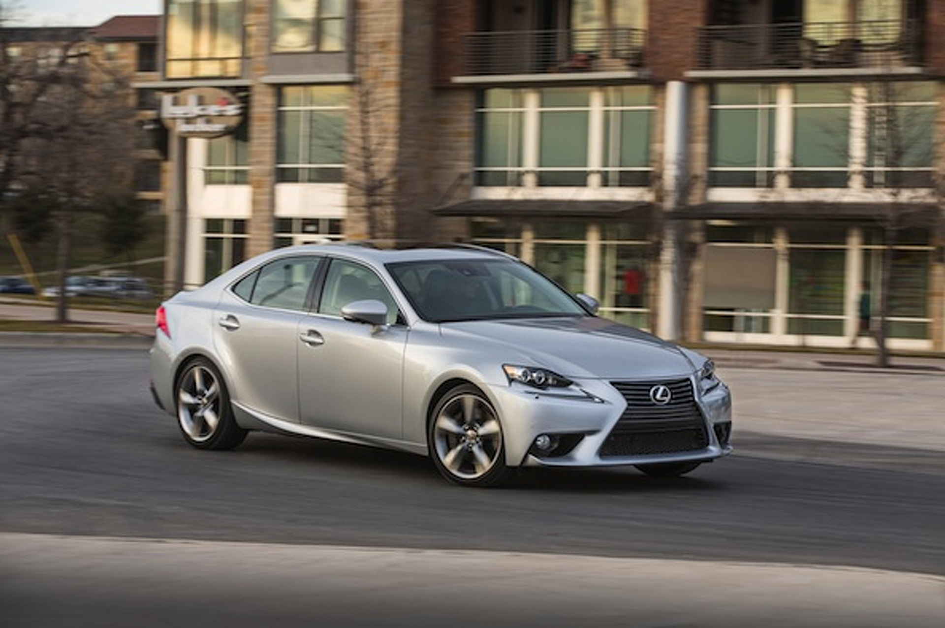 4 Reasons to Love the new Lexus IS