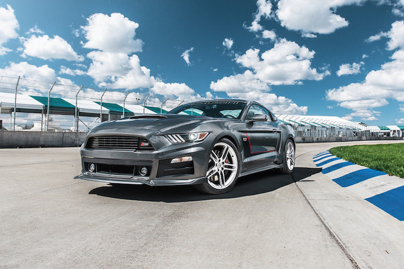 670-HP Roush Stage 3 Mustang Brings the Performance for 2017