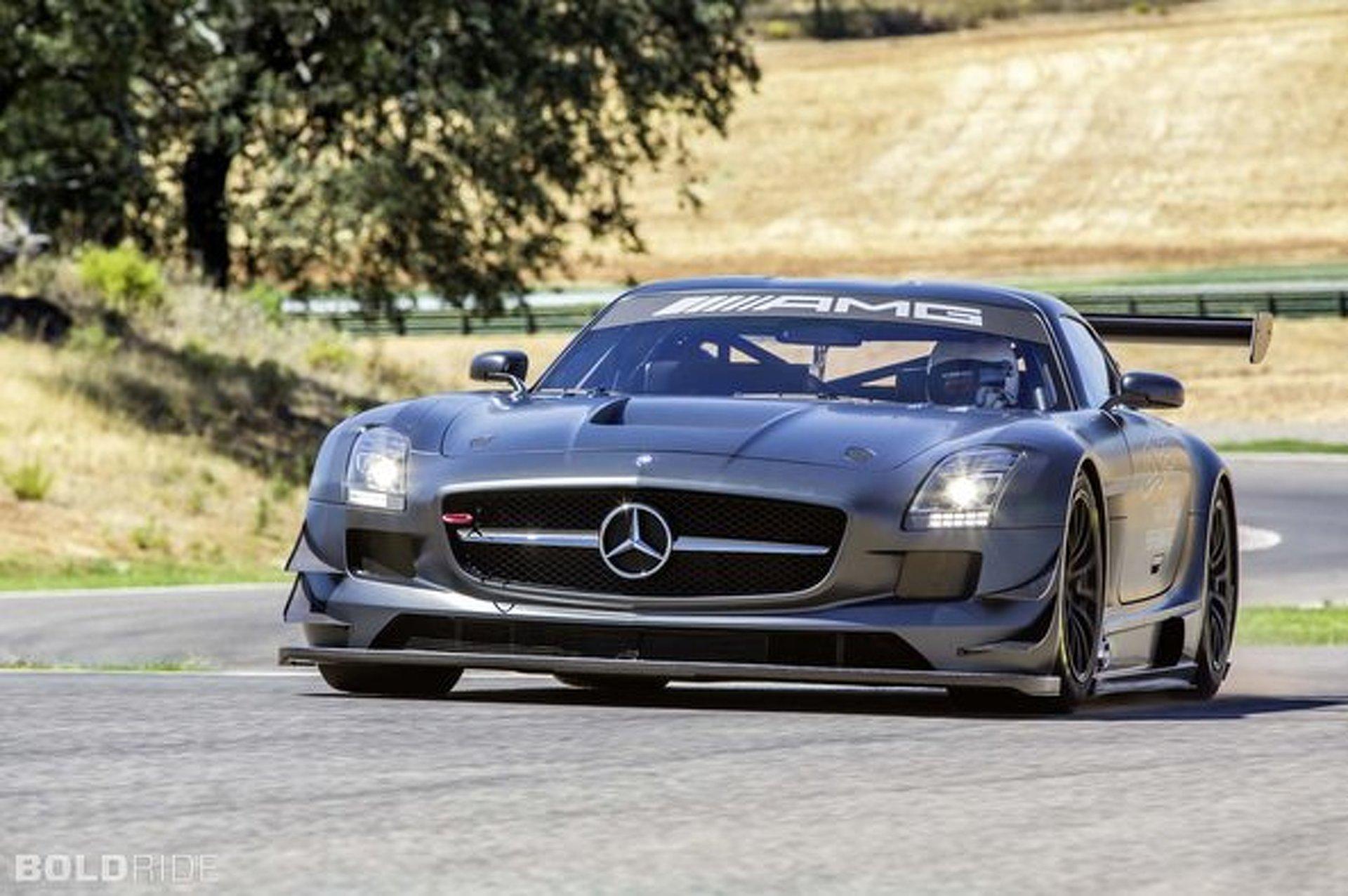 SLS AMG GT3 Brings Mercedes-Benz Back to Racing Glory