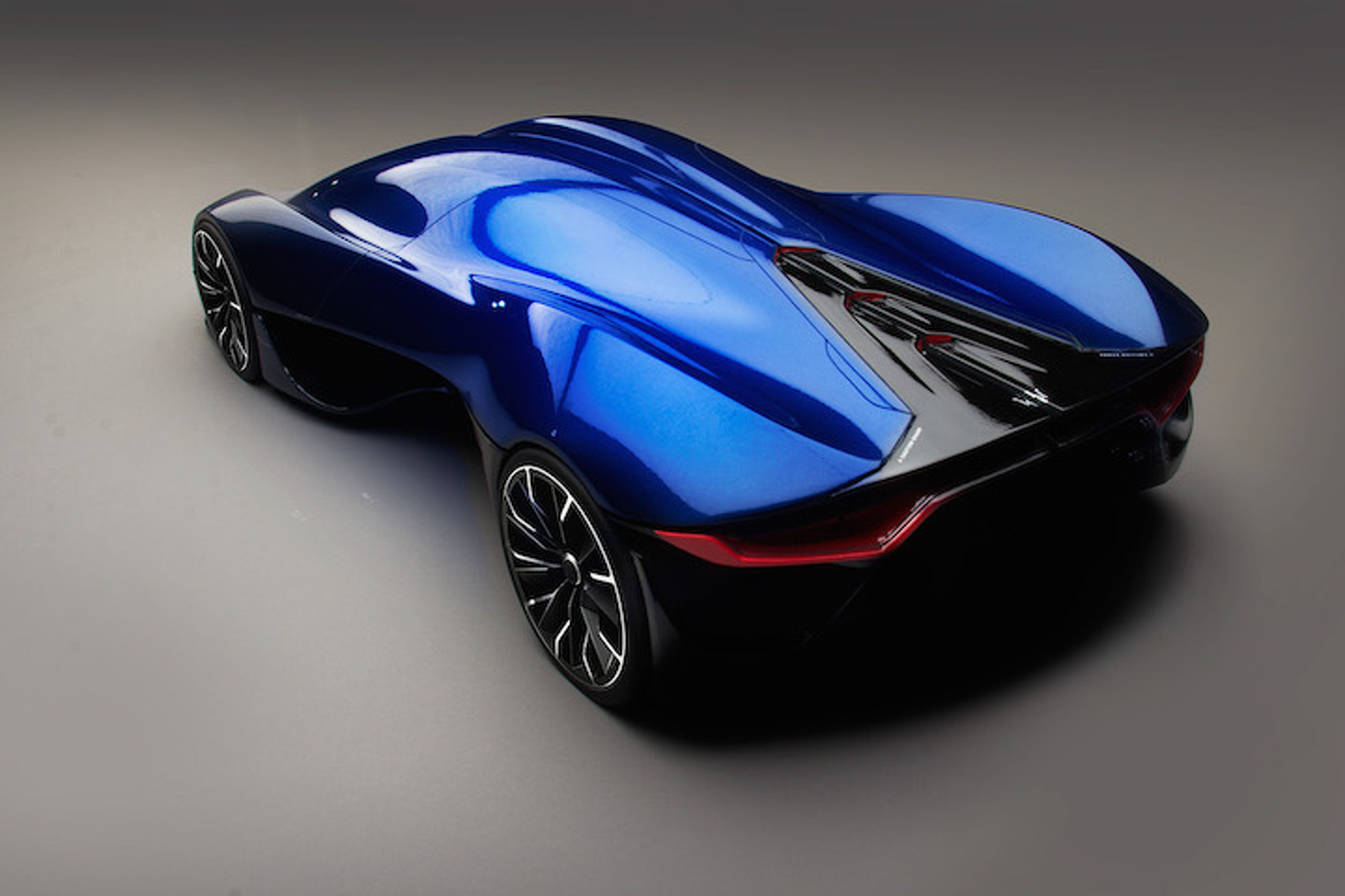 This Hybrid Hypercar Concept Could Be Exactly What