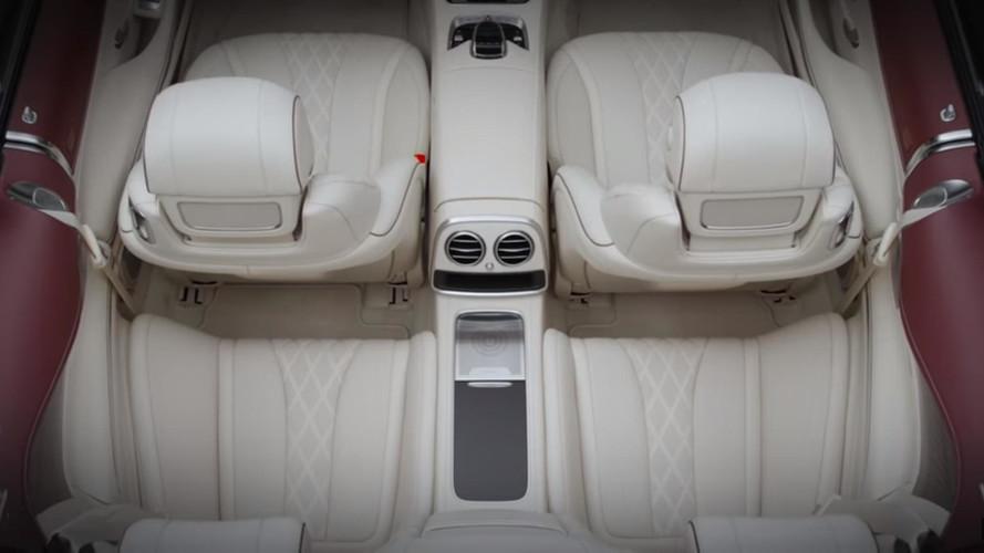 VIDÉO - Mercedes offre un aperçu de la Classe S Cabriolet