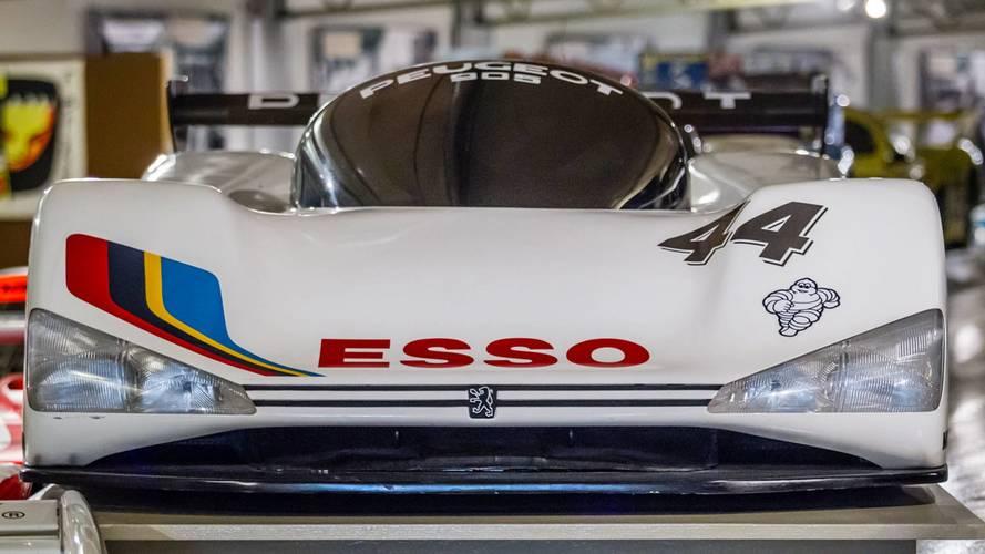 Peugeot préfère le rallycross à l'Endurance pour 2018
