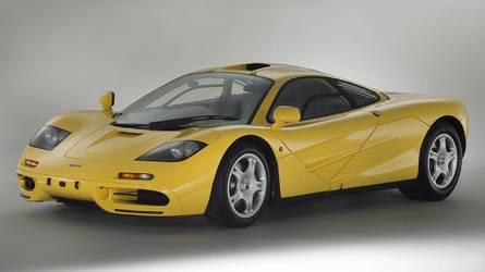 Une McLaren F1 neuve est à vendre!
