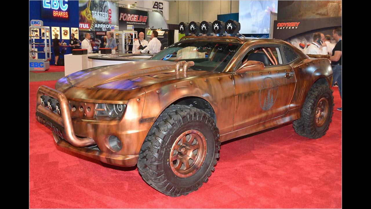 Chevy Camaro ,Mad Max