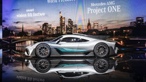 Mercedes-AMG Project One: Frankfurt 2017