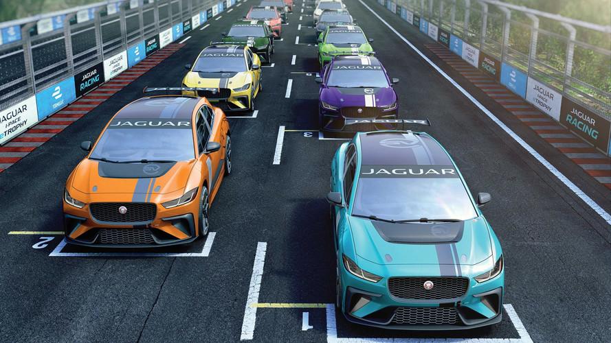 2018 - Jaguar I-Pace