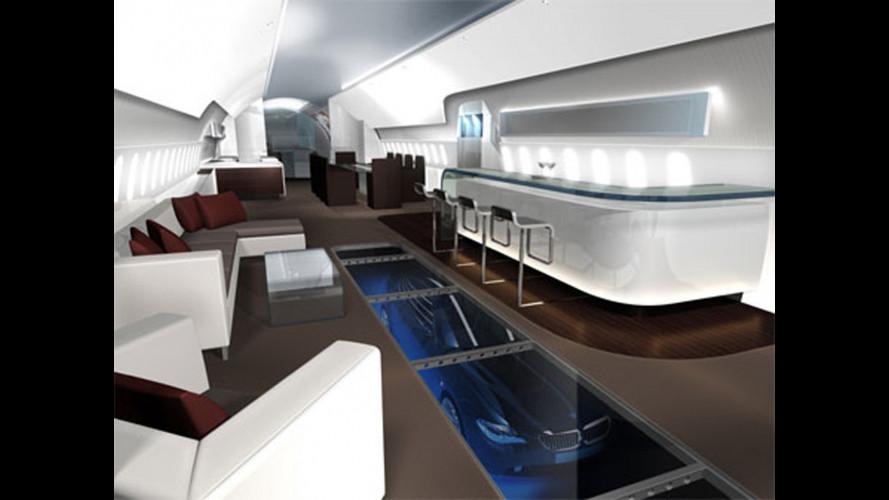 Boeing 787 by BMW Designworks USA