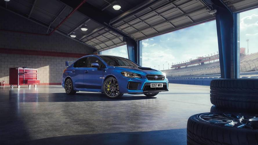Next Subaru WRX set to be offered with a manual gearbox