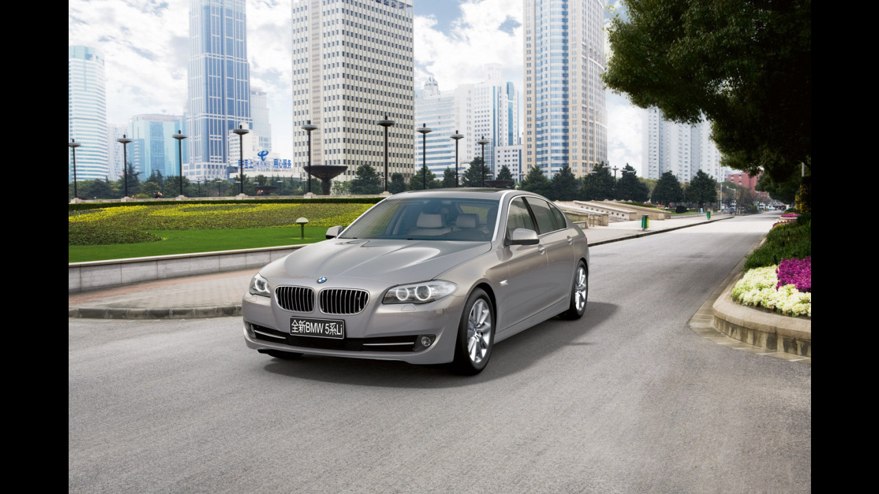 BMW Serie 5 LWB