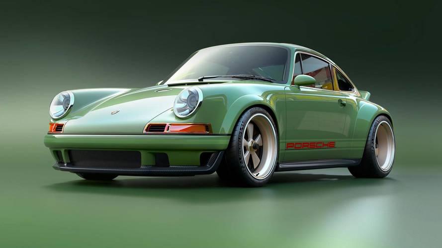 Singer Lightweight Porsche 911 Restoration