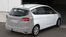 2015 Ford C-Max facelift spy photo