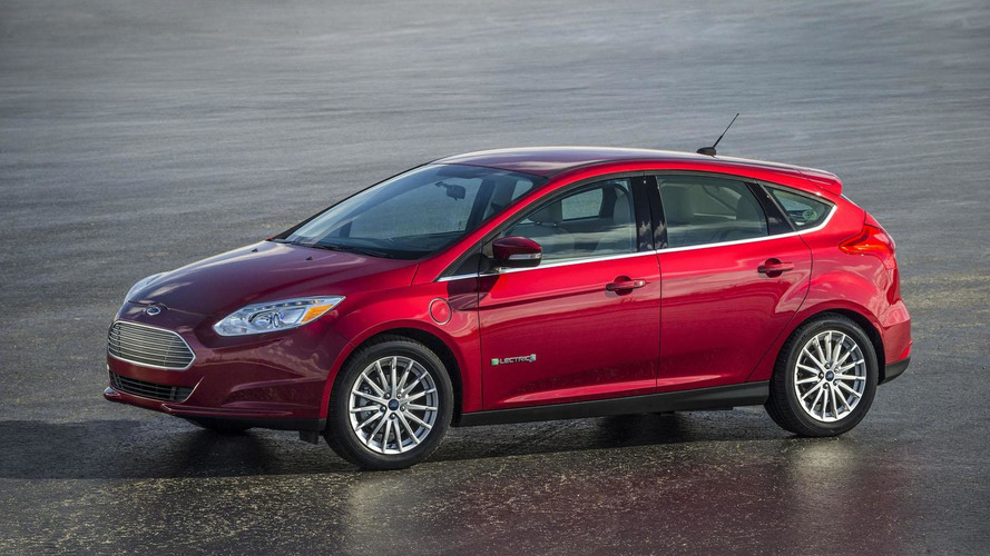 2015 Ford Focus Electric gets a $6,000 price cut