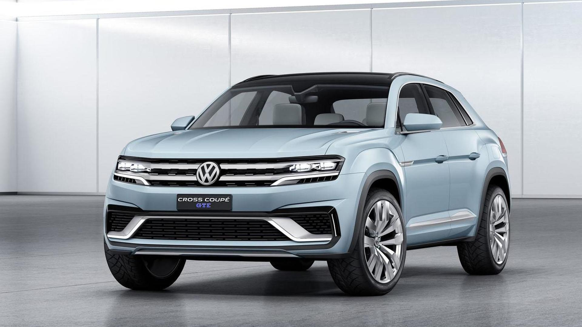 Volkswagen Cross Coupe GTE 2015