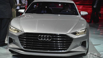 Audi Prologue concept at Los Angeles Auto Show