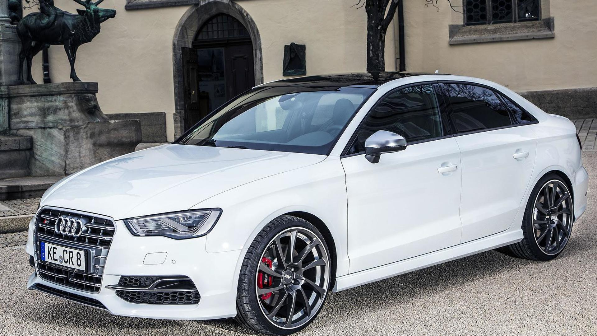 Audi S Sedan Tuned By ABT To PS - Audi s3