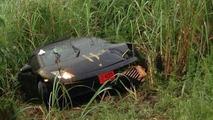 Lamborghini Gallardo crash in Thailand
