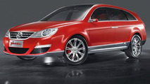Volkswagen Neeza Concept Car Revealed