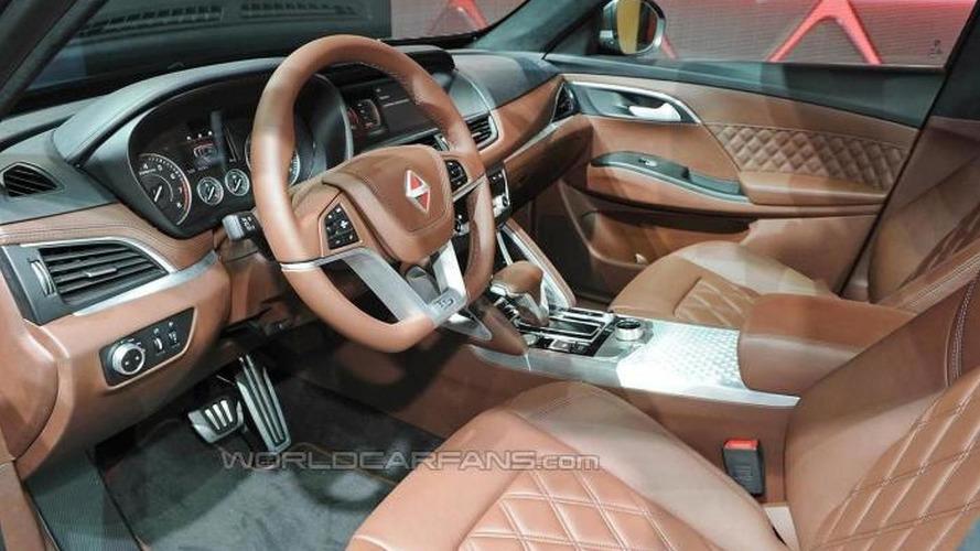 Borgward BX7