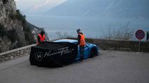 Lamborghini hints at Huracan Superveloce or Superleggera