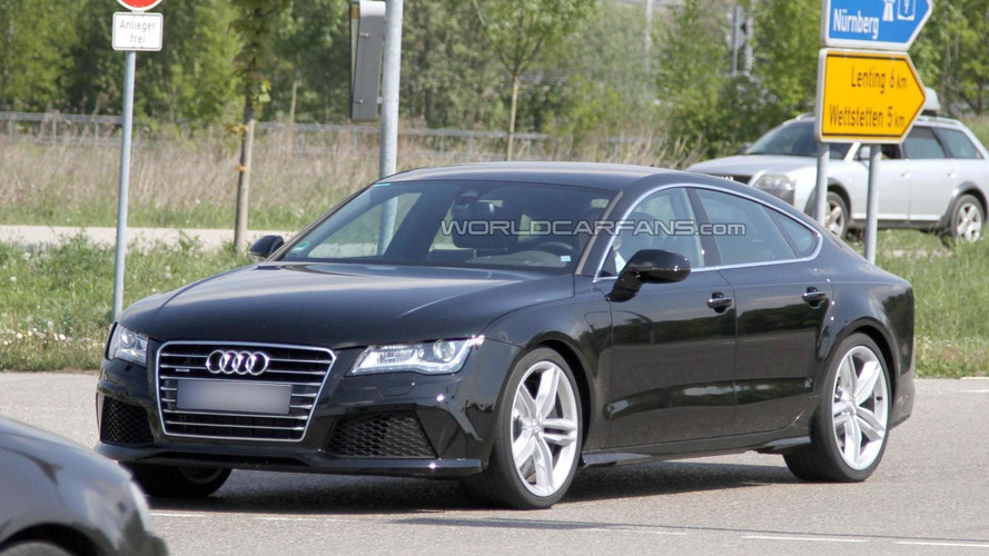 Audi S6 and S7 will have diesel variants - report