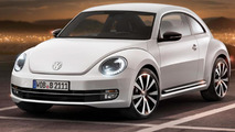 VW Beetle debuts - Beetle R speculation begins