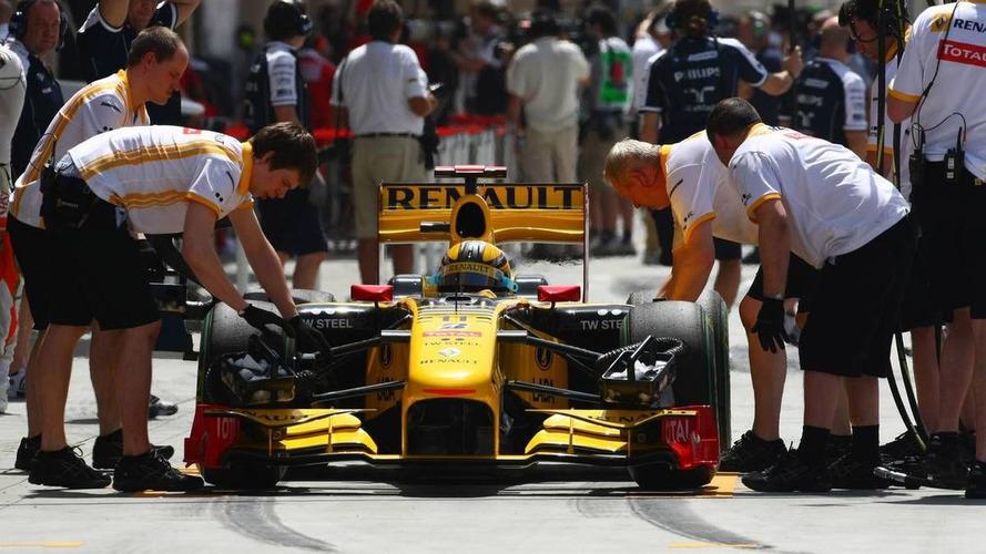 Renault 'loans' F1 team EUR20m - report