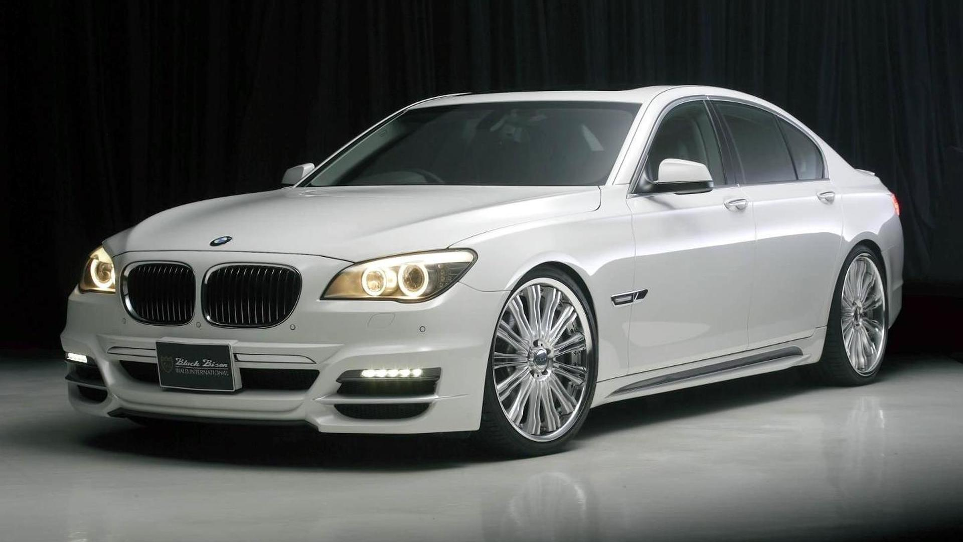 BMW 7 Series F01 F02 By Wald International